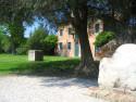 Tapeta Torcello, Attilův trůn