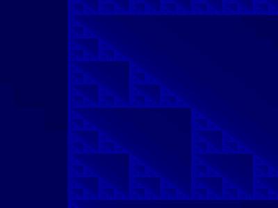 Tapeta: Trojúhelníky