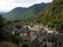 Tapeta Tyrolská údolí