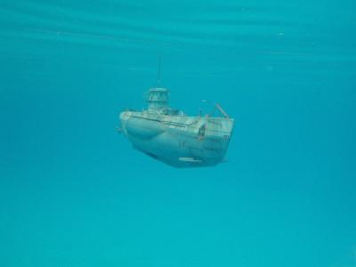 Tapeta: U-Boat03