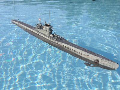 Tapeta: U-Boat04