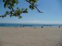 Tapeta U pláže
