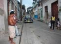 Tapeta Ulice Santiaga