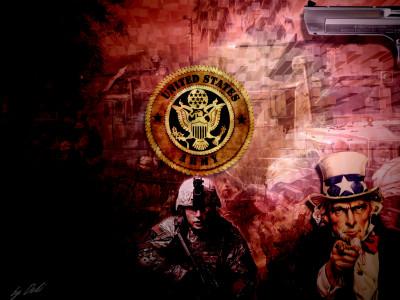 Tapeta: US Army