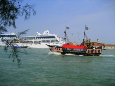 Tapeta: V Benátkách