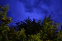 Tapeta Večerní barvy