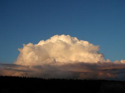 Tapeta: Velký mrak