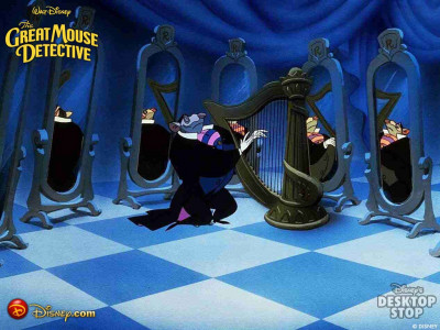 Tapeta: Velký myší detektiv 3