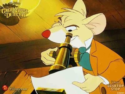 Tapeta: Velký myší detektiv 6