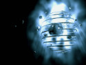 Tapeta Vesmírné částice