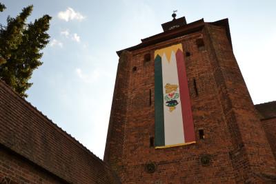 Tapeta: Věž v Bernau bei Berlin