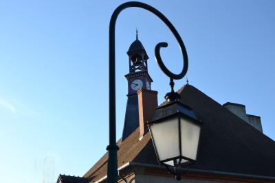 Tapeta: Věžní hodiny