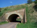 Tapeta Viadukt u Konětop