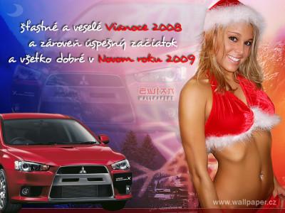 Tapeta: Vianoce 2008
