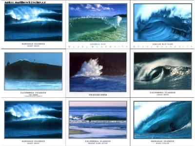 Tapeta: Vlny a vlnky