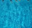 Tapeta voda v bazenu