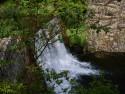 Tapeta Vodopád i v Krkonoších