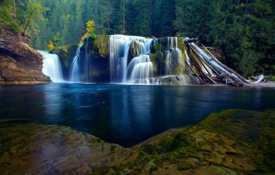 Tapeta: Vodopády2