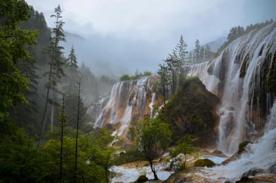 Tapeta: Vodopády34