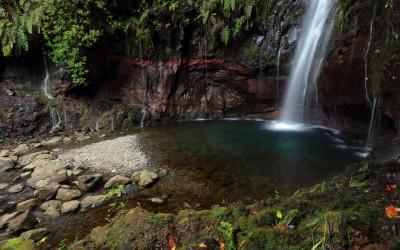 Tapeta: Vodopády5