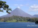 Tapeta Vulkán Arenal 3