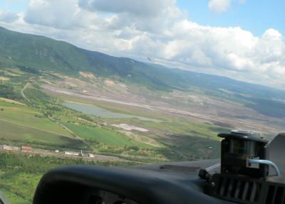 Tapeta: Výhled z letadílka_02