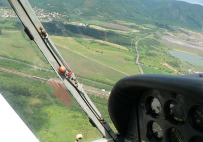 Tapeta: Výhled z letadílka_03