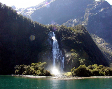 Tapeta: Water Falls