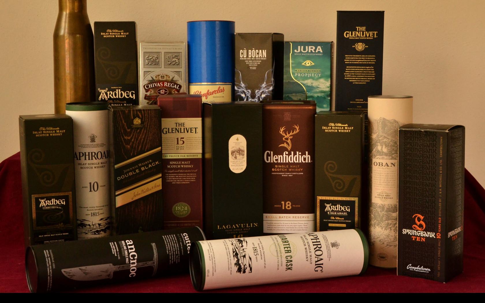 Tapeta whisky