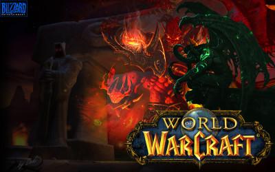 Tapeta: World of Warcraft TBC