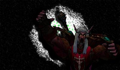 Tapeta: WoW Druid