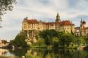 Tapeta Zámek Sigmaringen