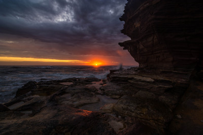 Tapeta: Západ slunce5