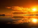 Tapeta Západ slunce 1