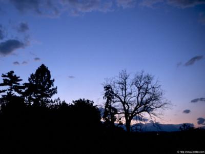 Tapeta: Západ Slunce (Bruino) 5