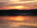 Tapeta Západ slunce na Vranově 2