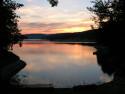Tapeta Západ slunce na Vranově 3