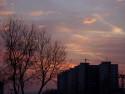 Tapeta zapad slunce