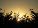 Tapeta zapadající slunce