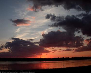 Tapeta: Západ slunce 6