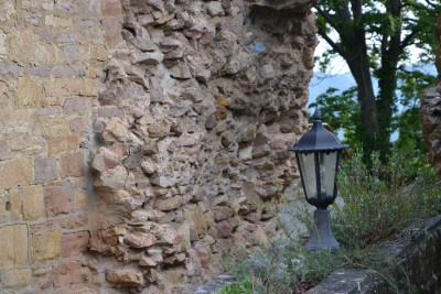 Tapeta: Zátiší s lucernou