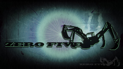 Tapeta: ZF ZERO FIVE + znak