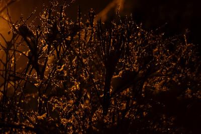 Tapeta: Zima pod lampou 2