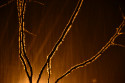 Tapeta Zima pod lampou 3