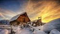 Tapeta Zima v Coloradu