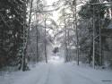 Tapeta Zima Švédska 19
