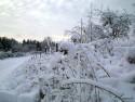Tapeta Zima Švédska 2