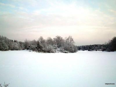 Tapeta: Zima Švédska 4