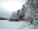 Tapeta Zima Švédska 6