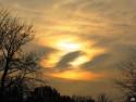 Tapeta Zimní slunce 5